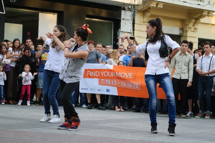 Bulgaria flash mob
