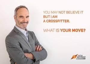 cross fitter businessman