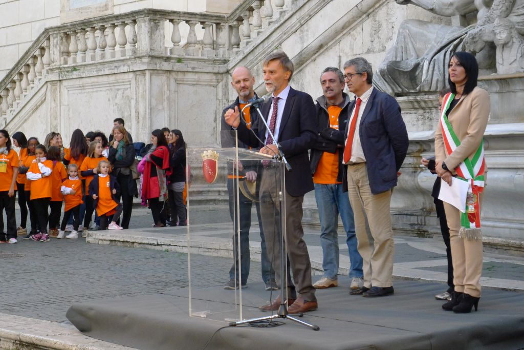 Capitoline-Square