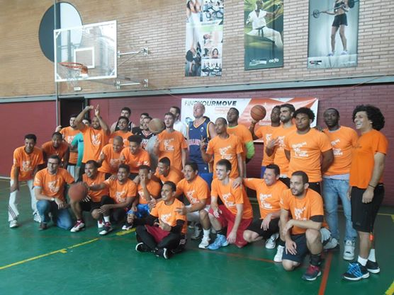 Spain NWM Basketball Team