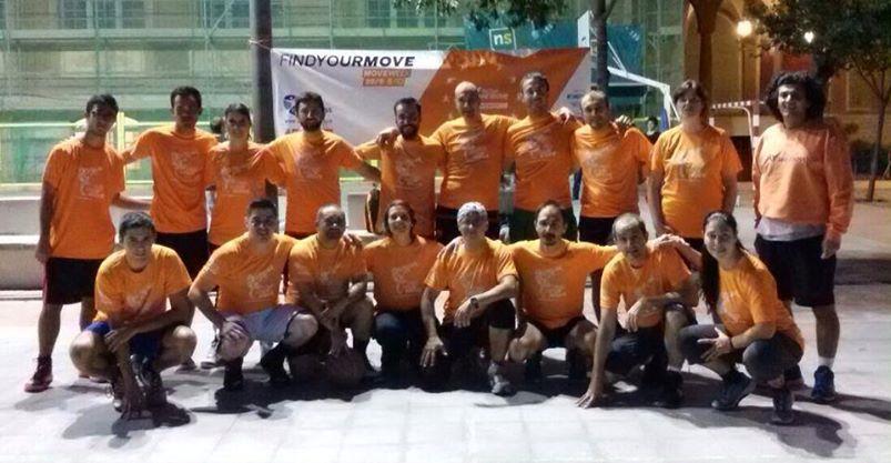 Spain NWM Basketball Team1