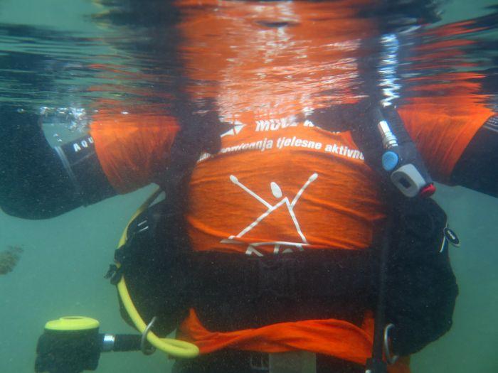 Croatia MW under water