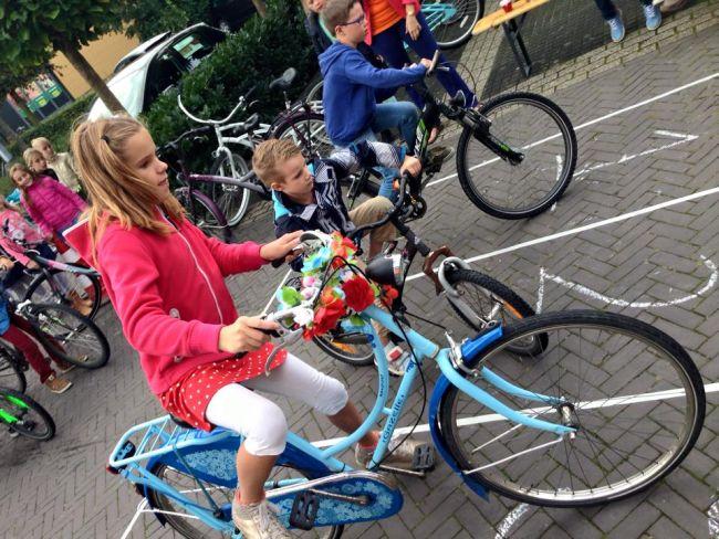 MOVE Week Slowbiking Netherlands