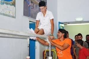 children with special needs gymnastics move week 2015