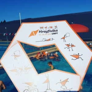 MOVE Week swim off_Iceland