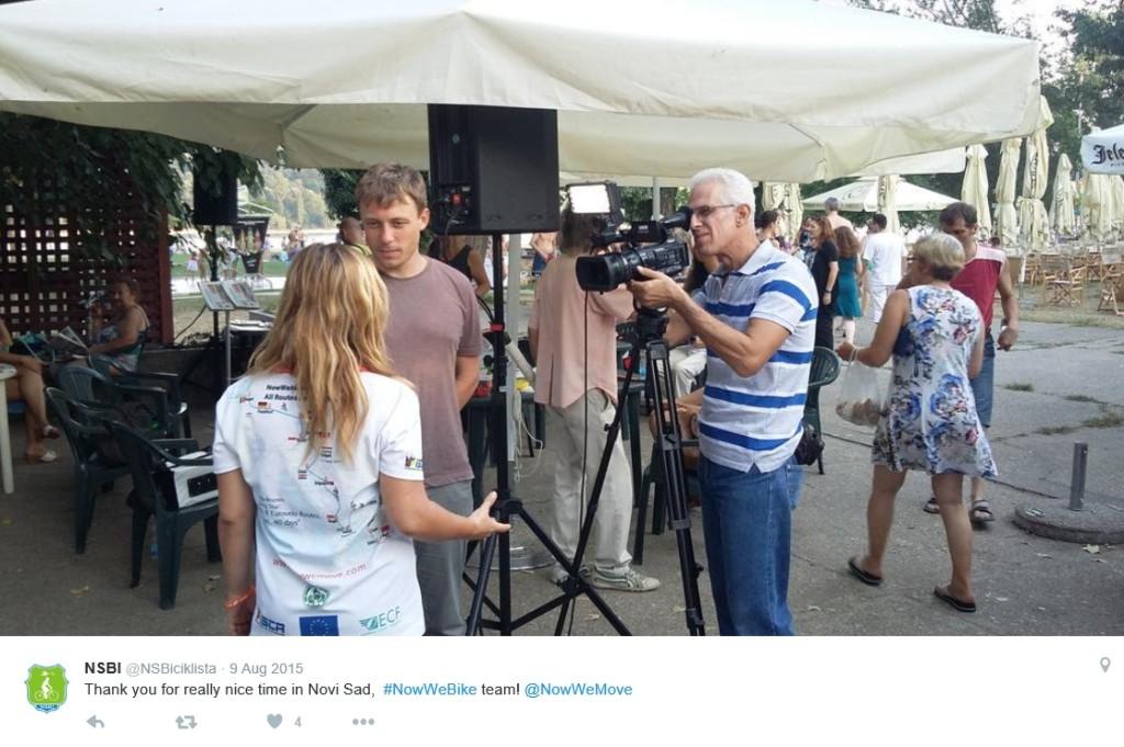 NowWeBike_interview Croatia