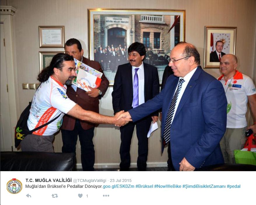 NowWeBike_meeting the mayor