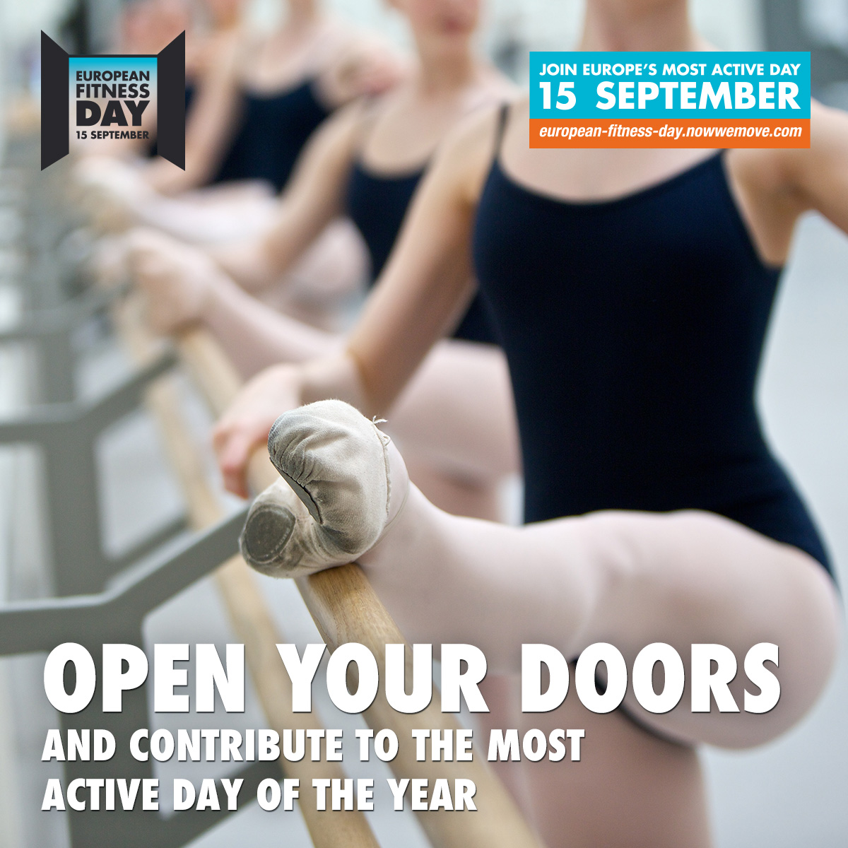 European Fitness Day