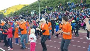 Flash-Mob-Iceland