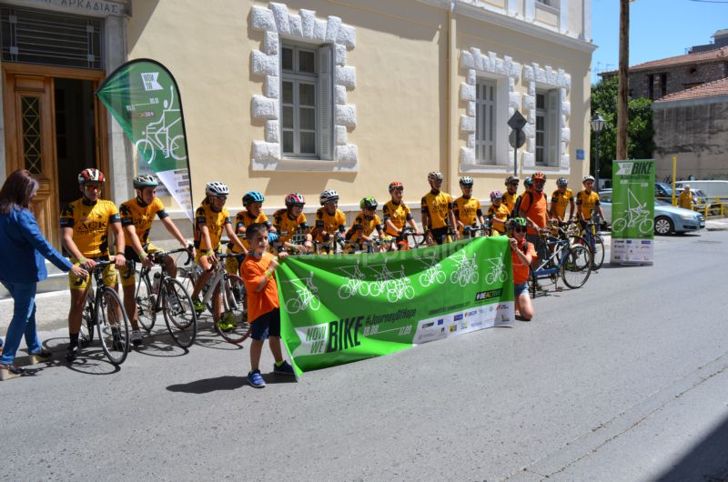 Journey of Hope_cycling side event_Peloponnese_Greece