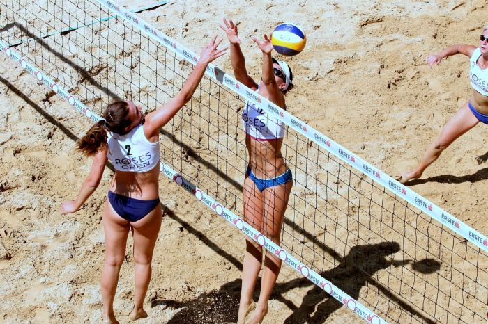 Roses Open_beach volleyball_Croatia
