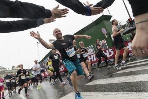 Sport, culture, fun and spontaneity the perfect mix. Photo: Copenhagen Half Marathon