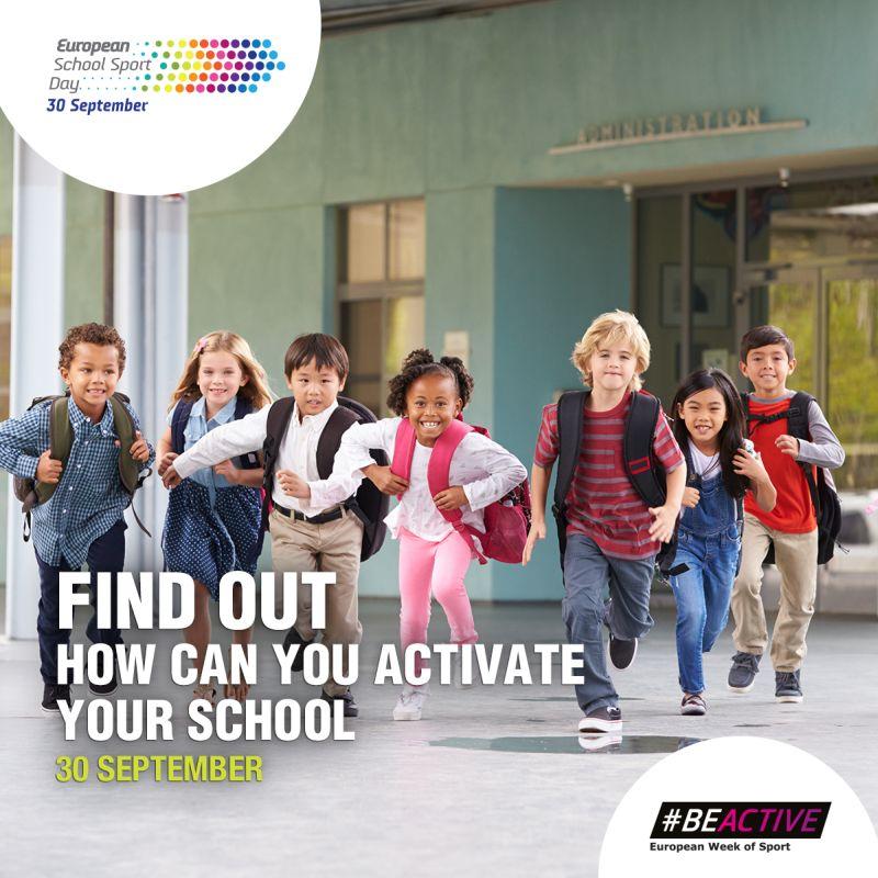 European School Sport Day_Moving People